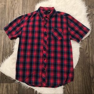 Zoo York Short Sleeve Button Up
